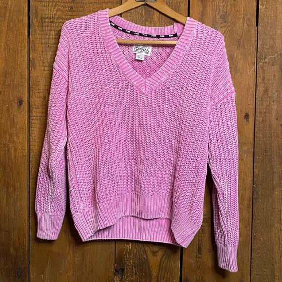 PINK Victoria's Secret PINK Oversized Sweater